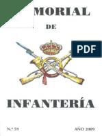 memorial de infanteria 59