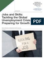 Tackling Unemployment