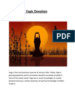 The Path of Yogic Devotion