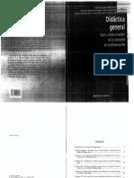 Didáctica General Qué y Cómo Enseñar en La Sociedad de La Información