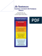 The Collateral Sanctions Associated With Marijuana Offenses