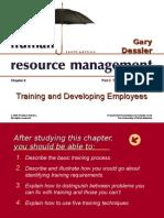 Gary Dessler - Training and Development