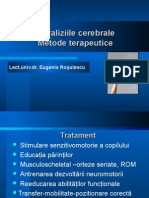 Paralizii cerebrala