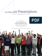 Effective Presentation Toolkit Updated 021114