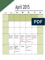 ee calendar 2015-2016