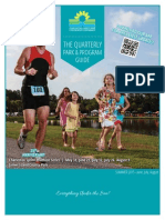 Summer 2015 Quarterly Park & Program Guide