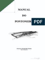 Manual Do Pontoneiro