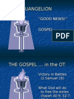 Jesus and the Gospels 01
