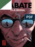 Paskal Rabate Zla berba (odlomak)