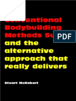 Stuart McRobert - Why Conventional Bodybuilding Methods Suck.pdf
