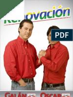 Afiche con fórmula de Guainía