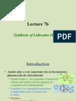 Chem 30CL-Lecture 7b_Lidocaine_2 (1)