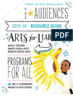 2015-2016 Resource Guide