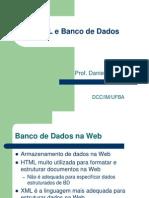 Teoria - XML e Banco de Dados