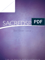 Sacred Space for Lent 2010 excerpt