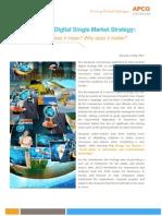The European DSM Strategy