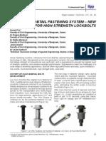 Huck Bobtail Fastening System – New