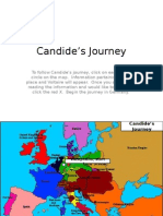 candides journey powerpoint