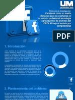 Protocolo Facebook en la Educacion