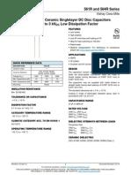 Datasheet Capacitor