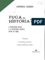 Domenico Losurdo - Fuga Da Historia