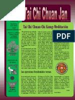 Boletin Tai Chi Chuan-Chi Kung. Meditacion