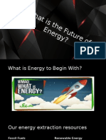 what is the future of energy