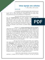 Estudo Da Semana 07-04-2014