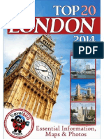 London Travel Guide 2014