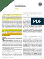 Respostas Da Freqüência Cardíaca de Pico Entre Laboratório e Campo