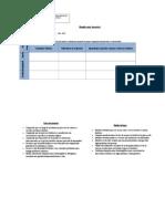 Planificación Semestral Tercero Medio