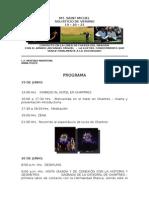 Programa Mt. San Michel