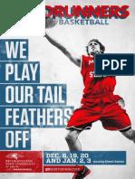Basketball Bus Shelter Poster 2014