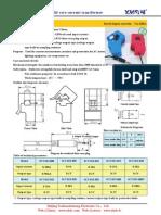 SCT013 Datasheet