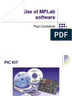 Use of MPLab Software