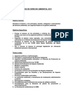 Analisis juridico institucional