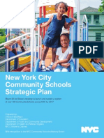 New York City Community Schools Strategic Plan