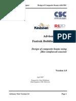 Building Designer FRC in Composite Beams.pdf