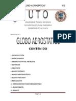Proyecto2 (Globo Aerostatico)