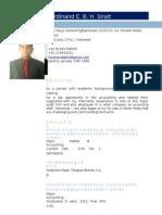 (502868470) Resume_Ferdinand Sirait