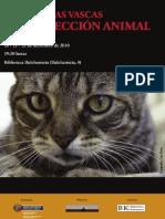 III JORNADAS VASCAS DE PROTECCIÓN ANIMAL