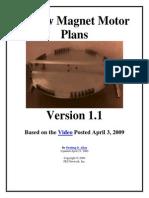 Mylow Magnet Motor plans.pdf