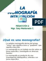 3a- La Monografía - Lección