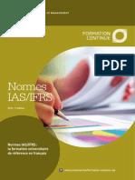 Normes Ias Ifrs  2013 • 7e éditionla formation universitaire de référence en français