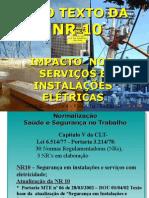 A nova NR 10