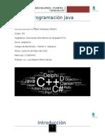 Programación Java 4