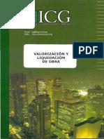 Valorizacion y Liquidacion Obras - Optimzado