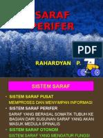 Kuliah SARAF PERIFER