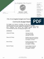 BudgetRoadShow