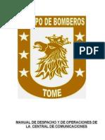 Manual de Despachos Bomberos Tomé
